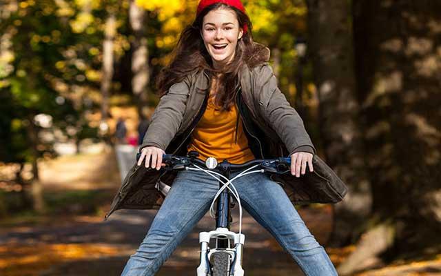 Выбор подросткового велосипеда